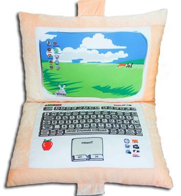подушка ноутбук